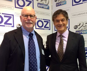 Dr. MacLear and Dr. Oz