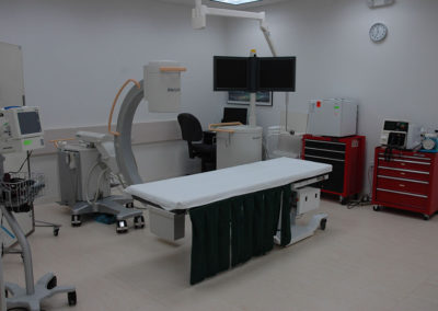 Spine Treatement Procedure Room